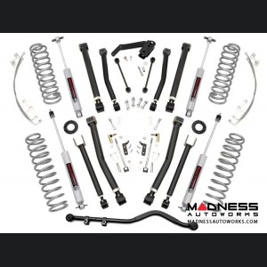 "Jeep Wrangler JK Unlimited X-Series Suspension Lift Kit - 4"" Lift"